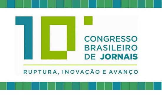 Sob o tema Ruptura, inovação e avanço, ANJ realiza o 10º Congresso Brasileiro de Jornais, em São Paulo. Segundo informou o Portal Imprensa, estima-se que o evento reuniu mais de 600 representantes de jornais
