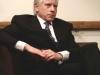 Lee C. Bollinger, presidente da Columbia University